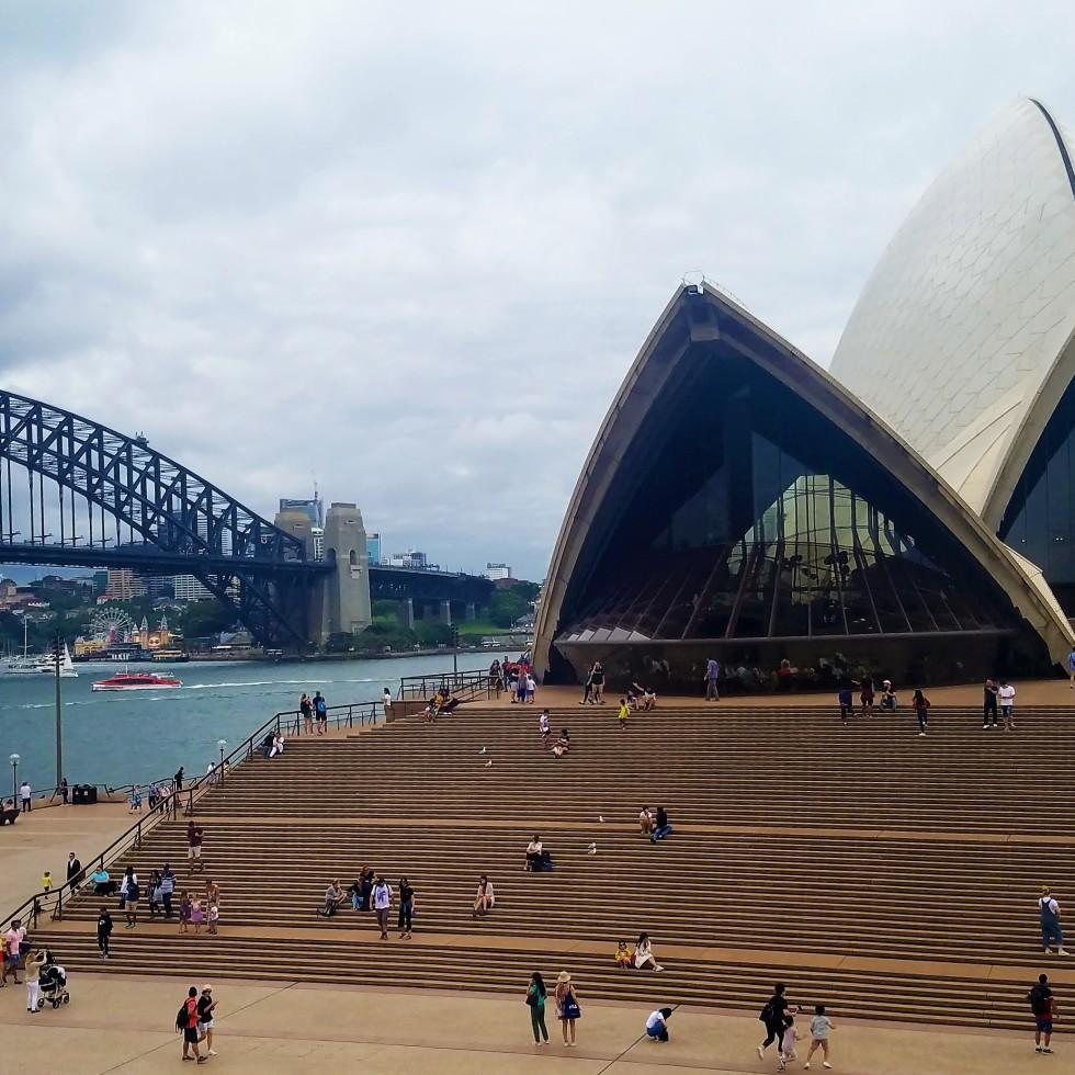 Australia Travel Guide   Sydney City Tour   Sydney Harbor Lunch Cruise   Guide Tour of Sydney Opera House