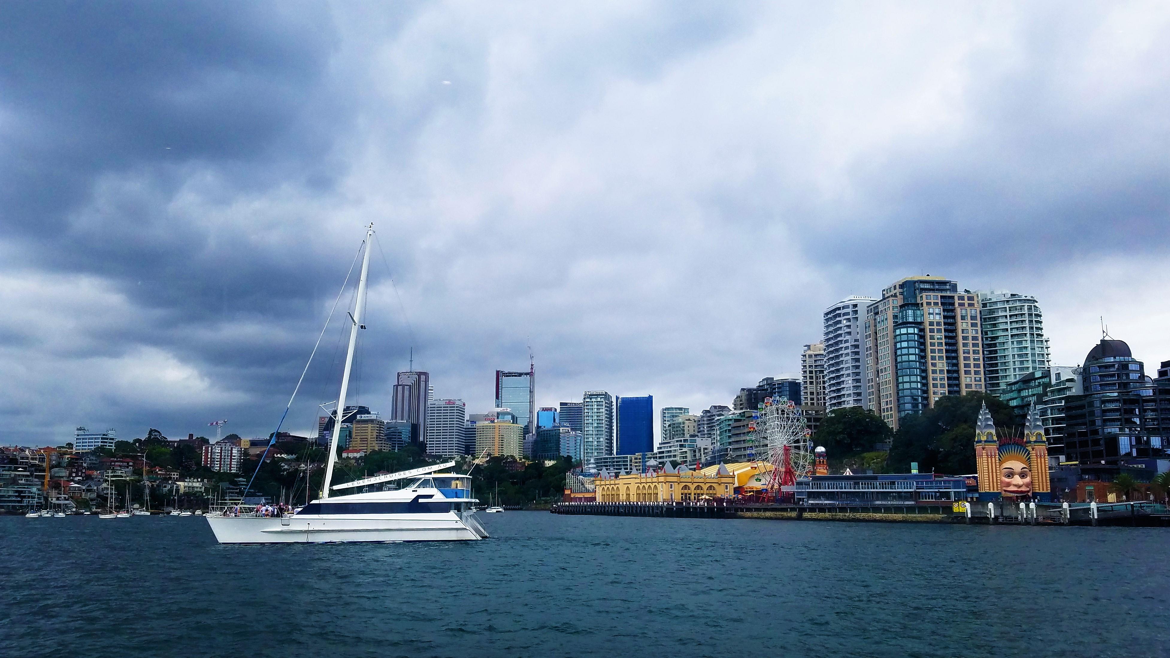 Australia Travel Guide | Sydney Harbor Lunch Cruise