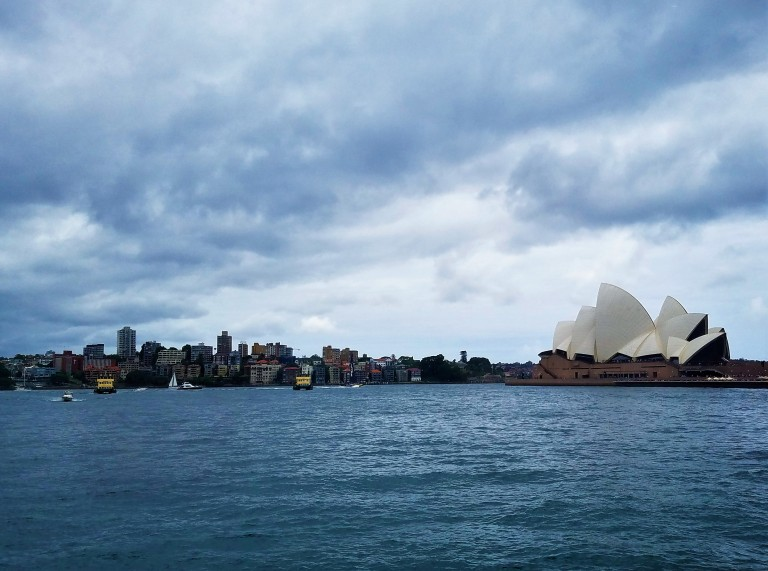 Australia Travel Guide | Sydney Harbor Lunch Cruise