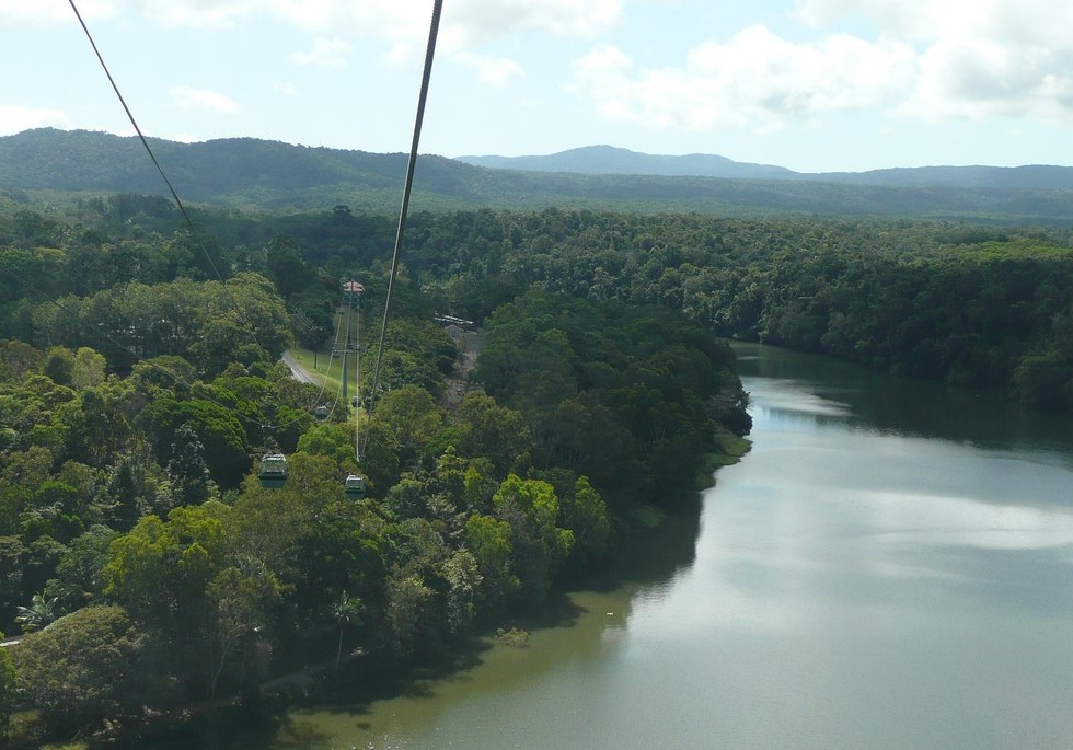 Australia Travel Guide | Kuranda Skyrail and Railway Excursion from Cairns, Queensland